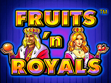 Fruits Аnd Royals